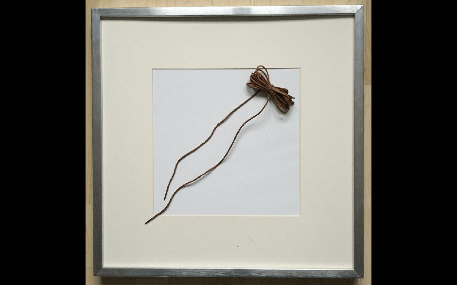 Schnürsenkel Braun