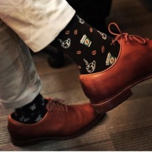 Socken Iconic - Coffee Lover