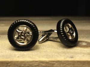 Manschettenknöpfe Wheels