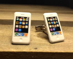 Manschettenknöpfe iPhone